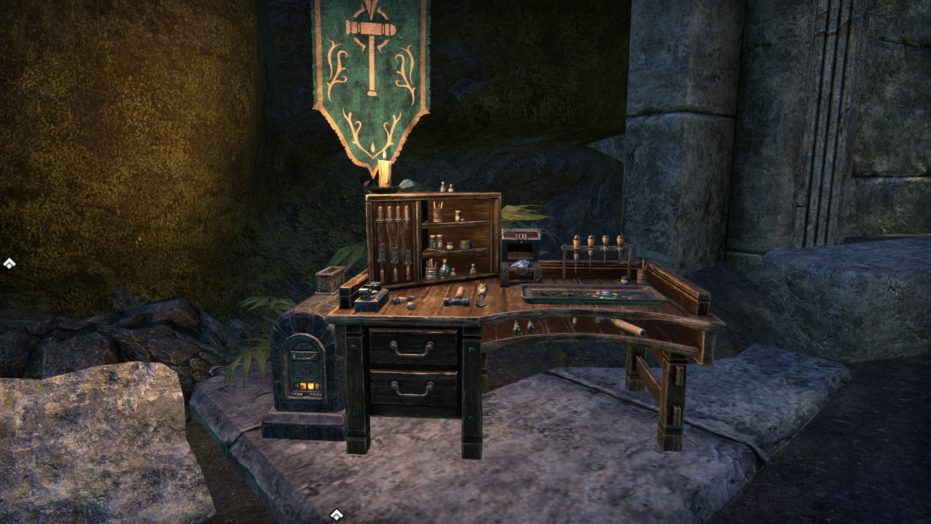 Crafting in ESO – Lazying Around